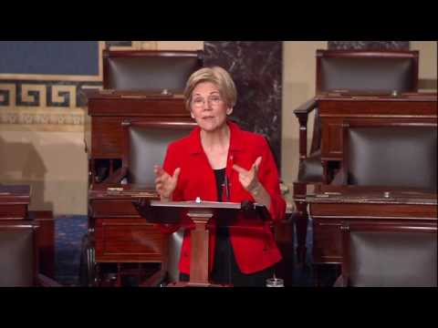 Senator Elizabeth Warren on the GOP Rescinding ESSA Regulations