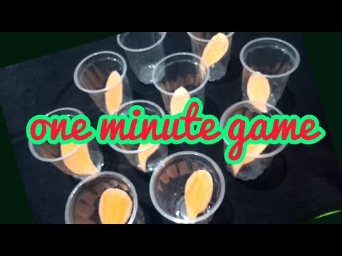 Buy mangoes,One minute kitty party fun game