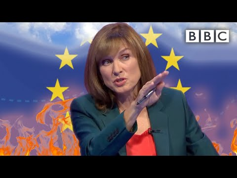 Boris's Brexit strategy: political disaster or cunningly brilliant? | Question Time - BBC