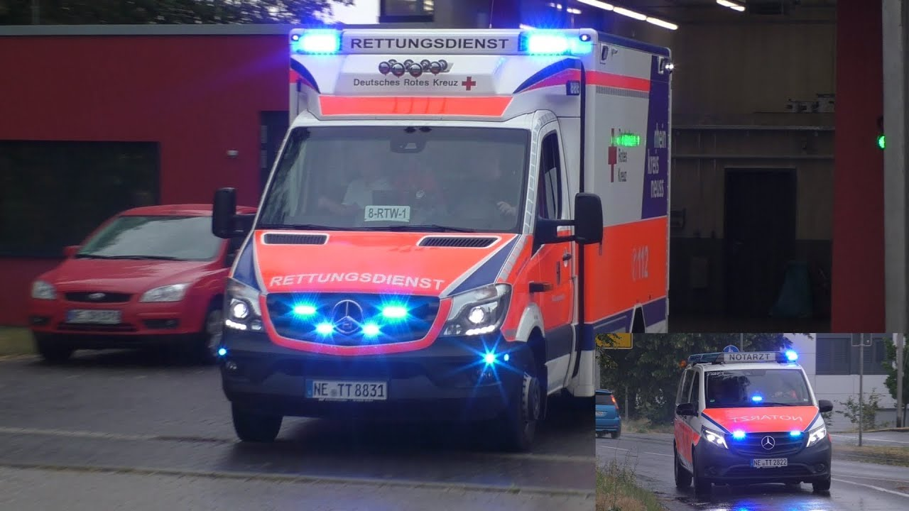 Rettungswache Rommerskirchen