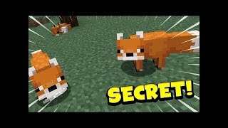 MCPE 1.14 Update! (Foxes)