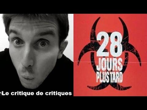 Le critique de critiques - 28 jours semaines plus tard poster