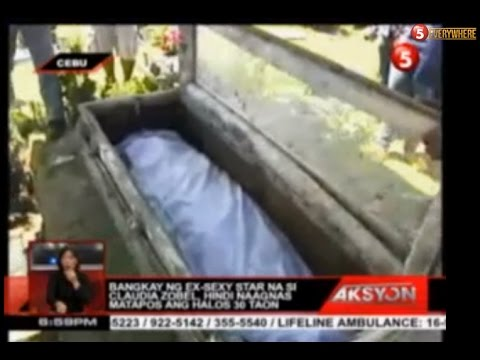 THE EXHUMATION OF CLAUDIA ZOBEL 30 YEARS AFTER DEATH