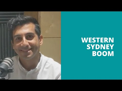#20 Is Western Sydney about to boom? (Mustafa Agha from Sydney Business Chamber)