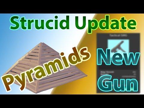 New Strucid Update [New Map, Pyramids, New Gun (Tactical ...