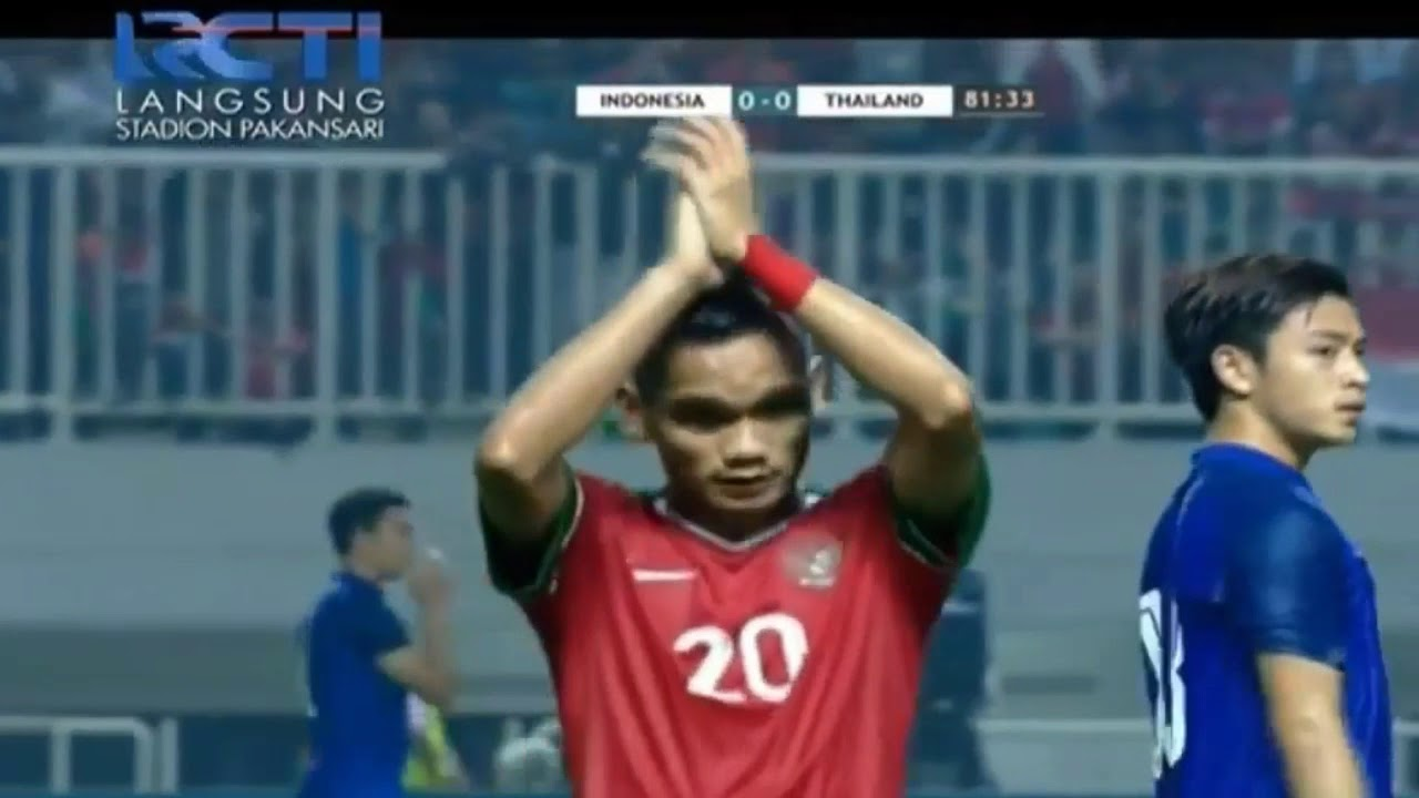 Pertandingan Tadi Malam Indonesia Vs Thailand U23 Skor 0 0 Youtube