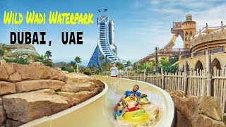 Visit Dubai | Wild Wadi Water Park | One of the best waterparks in Dubai | UAE Travel Vlog