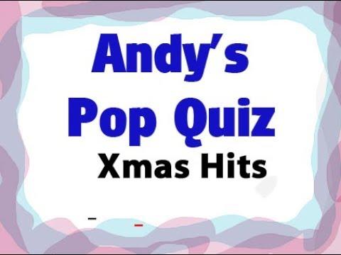 Pop Quiz 128 - 10 x Christmas Hits