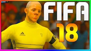 THE WORST FIFA PLAYER EVER! | FIFA 18 Pro Clubs