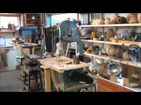 Woodworking Shop Tour Youtube