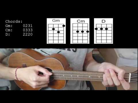 Billie Eilish - bad guy EASY Ukulele Tutorial With Chords / Lyrics