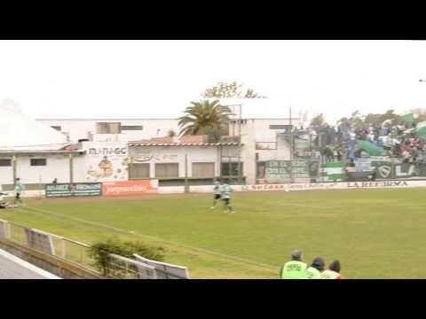 1er Gol de Ferro de Pico Vs  Jorge Ross torneo Argentino B
