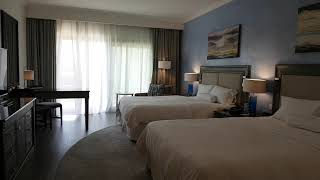 The Westin Dragonara Resort - Deluxe Queen Sea View Room