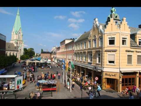 cities of Norway , Kristiansand