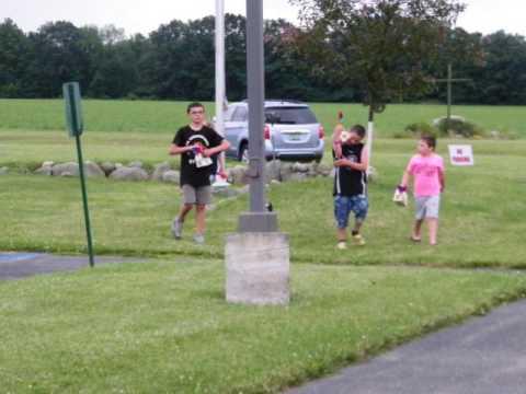 Wednesday Family Fun Night   Treasure Hunt   6-28-17
