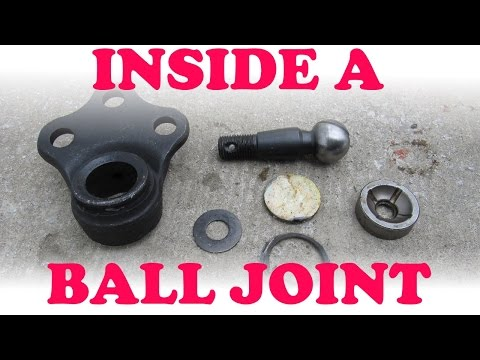 OEM Vs Aftermarket Ball Joints