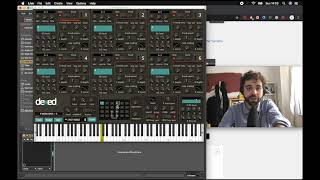 OML: Software Synthesizers #3 with Ben