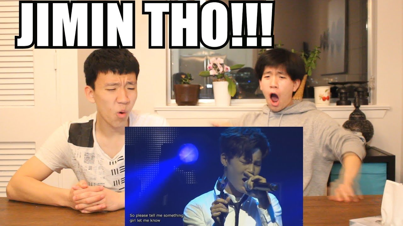 BTS THE RED BULLET DVD LET ME KNOW LİVE (REACTION)