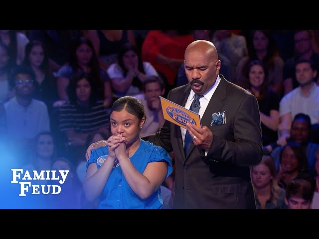Big win! The Arana family goes out in style! | Family Feud