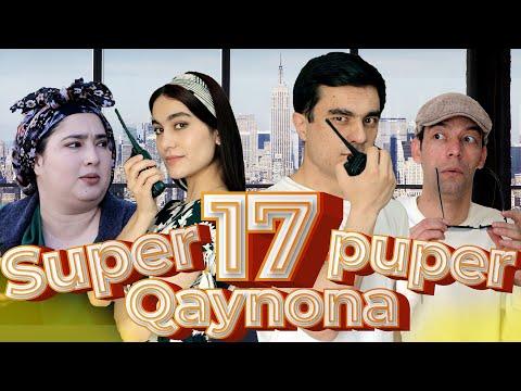 SUPER PUPER QAYNONA 17–QISM. ( СУПЕР ПУПЕР КАЙНОНА)