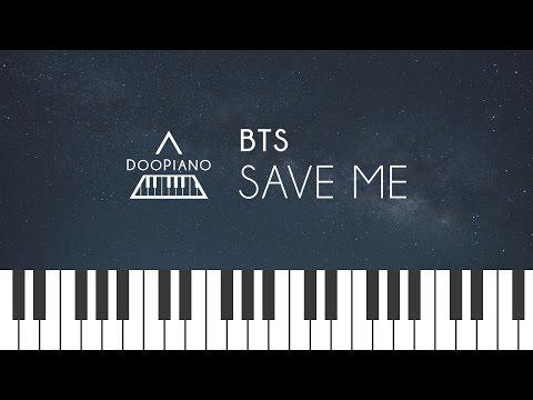방탄소년단 (BTS) - Save ME Piano Cover