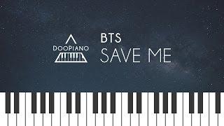 방탄소년단 BTS Save ME Piano Cover