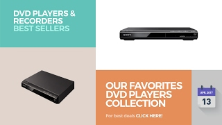 Our Favorites Dvd Players Collection Dvd Players & Recorders Best Sellers