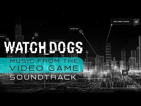 Watch Dogs (Music from the Video Game) OST  - Invincible (feat. Ester Dean) (Track 07)