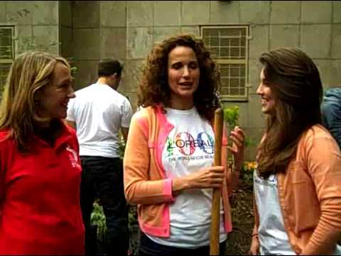 Interview with Andie MacDowell