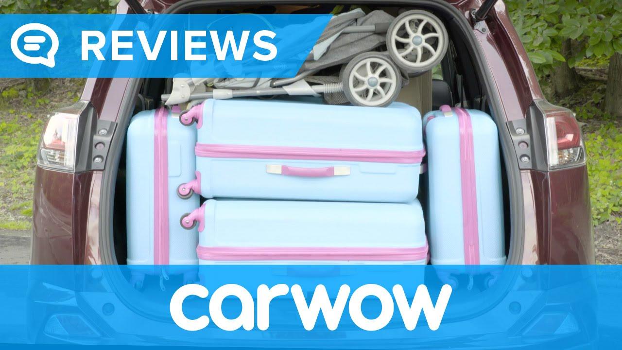 Toyota Rav4 2017 Suv Practicality Review Mat Watson