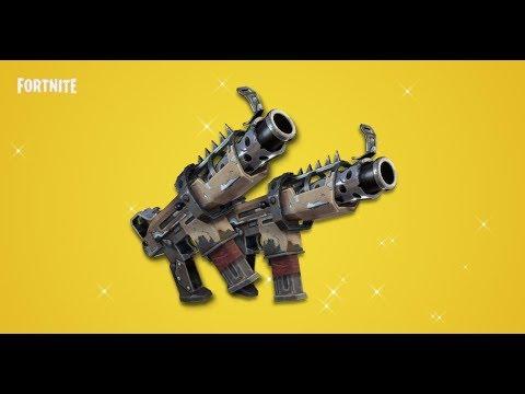 FORTNITE season 7 Tactical smg back pro fortnite player 🔴🔴🔴