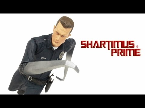 Terminator 2 Ultimate T-1000 Judgement Day NECA Toys T2 Movie Action Figure Review