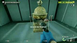PAYDAY 2 - Beneath The Mountain Solo Speedrun (WR 9:49)