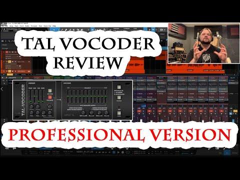 TAL Vocoder Review [Professional Version]