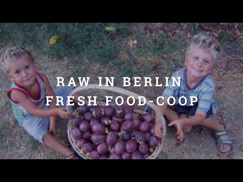 Raw in Berlin | Fresh Food-Coop