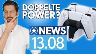 PS5-Controller mit doppelter Kapazität von Dual Shock 4 - News