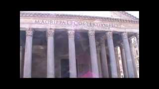 Pantheon  Temple to all the gods of ancient Rome, Italy