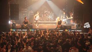 Blessthefall - 2.0 + What's Left Of Me (Carioca Club - August 21th, 2010 - Sao Paulo/Brazil)