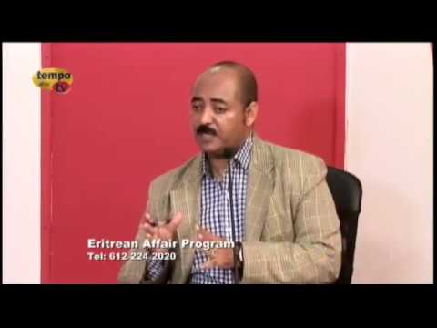 Tempo Afric TV - Current Situation of the Eritrean Oppositions Part 2
