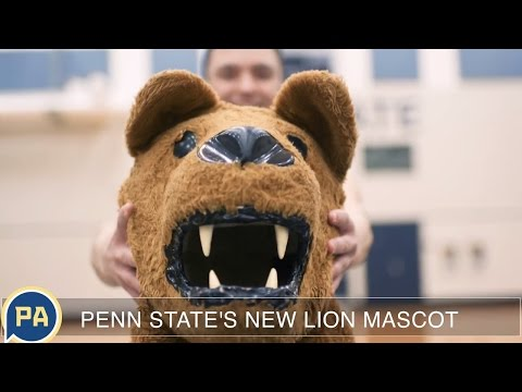 Penn State University chooses new a Nittany Lion mascot