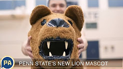 Penn State University chooses new a Nittany Lion mascot