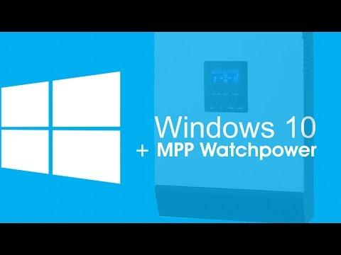setting-up-mpp-solar's-watchpower-on-windows-10