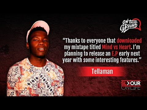 On The Ground: Tellaman On Having The 9th Most Downloaded EP On SOL