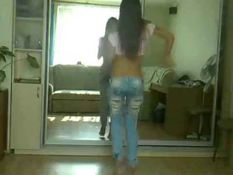 Geile tänzerin