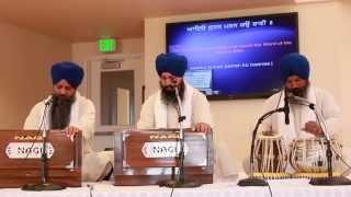 ayo sunan padan ko bani by bhai dr sarabjit singh sundar nagar wale at fresno sikh institute