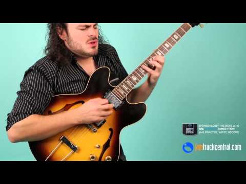 Alex Hutchings - 'Sophisticated Blues' at JTCGuitar.com