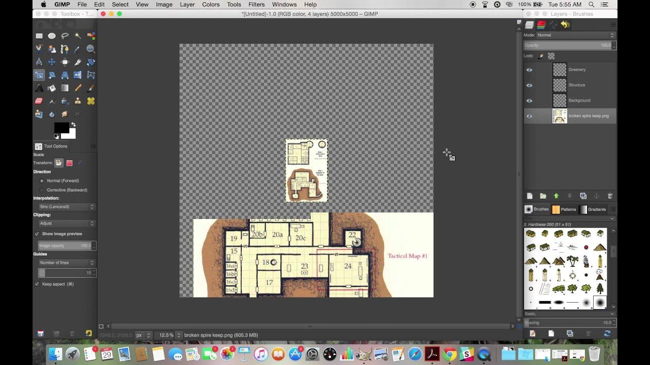 lagtime with gimp 2 8 14 in mac osx youtube rh youtube com GIMP for Windows 8 64-Bit Samsung Galaxy III User Manual