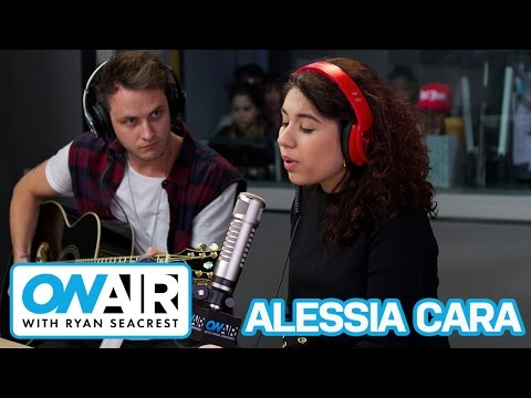 Alessia Cara Here In Studio (Acoustic) | On Air with Ryan Se