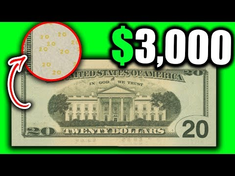 DO YOU HAVE RARE PAPER MONEY IN YOUR WALLET? U.S. BANKNOTES WORTH MONEY!!