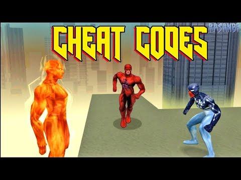 Spider-Man (PC) CHEAT CODES